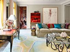 Go inside a chic Manhattan home decorated by Michael S. Smith.