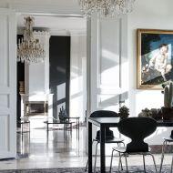 Apporter une touche de French Château à nos intérieurs ultra contemporains : Osons les mélanges
