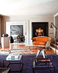 A Barcelone un appartement des années 50' au mélange de styles parfait. Chic, moderne et sublime!